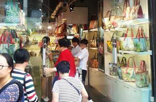 杭州河坊街-玫瑰有约加盟店