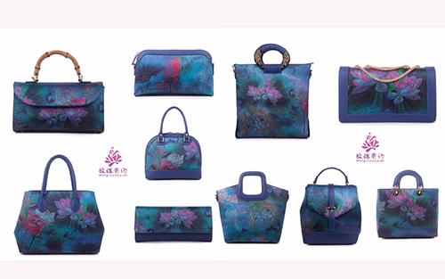 品牌包包加盟玫瑰有约告诉你logo的制作方法