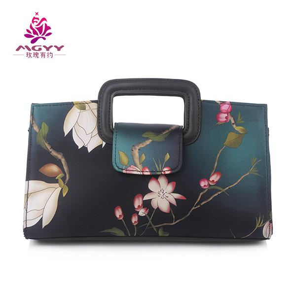 丝绸手提包XYS370